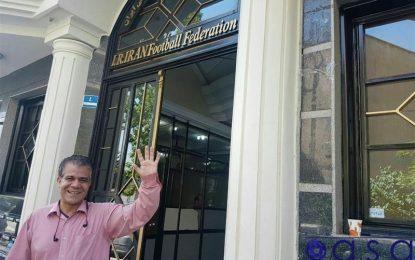 اصفهانیان با استعفای نظری مسئول چینش داوران فوتسال موافقت کرد