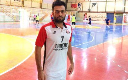 بازیکن سابق زاگرس خوزستان به پارسیان شهرقدس پیوست