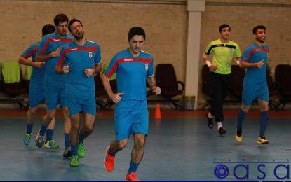 اعلام اسامی بازیکنان تیم ملی فوتسال اعزامی به باکو