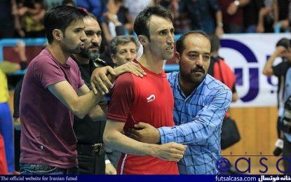 ازهفته هشتم لیگ برتر؛گزارش تصویری دیدار آتلیه طهران قم و مقاومت البرز