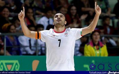 حسنزاده: در بازی فینال همه دیدند قدرت فوتسال ایران چقدر است/ همیشه به همه تیمها به ویژه ژاپن احترام گذاشتهایم