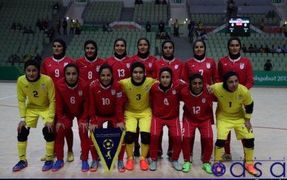 دومین پیروزی ایران مقابل ایتالیا در دیدار تدارکاتی/بانوان ایران ۲ – بانوان ایتالیا ۱