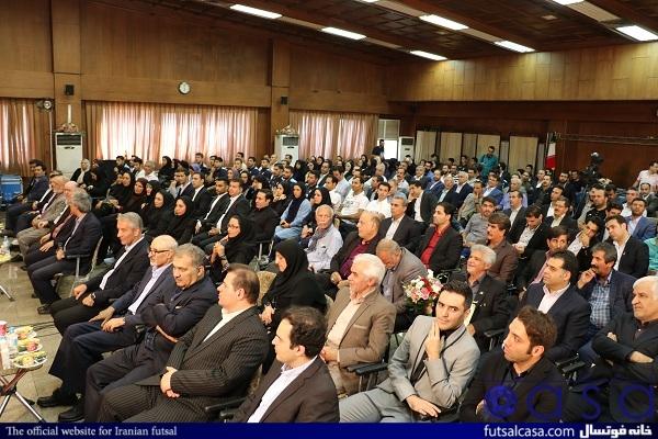 بهترین های فوتسال ایران 1395
