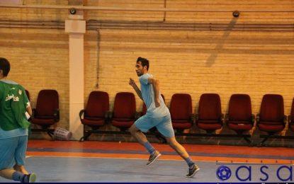 اسماعیلپور: در مسابقات داخل سالن آسیا راحت قهرمان نشدیم/ بازی با ازبکستان از روند طبیعی خارج شد
