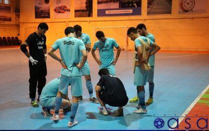 ویدئو / آخرین روز تمرین اردو آماده سازی تیم ملی فوتسال ایران برای بازی های آسیایی