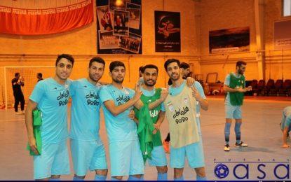 گزارش تصویری تمرین روز یکشنبه تیم ملی فوتسال ایران