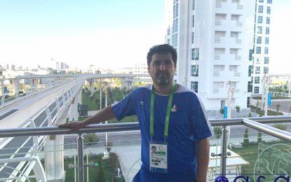 ناظم الشریعه:از حمایت های فدراسیون از تیم ملی فوتسال سپاسگزارم/سطح مسابقات داخل سالن بالا بود