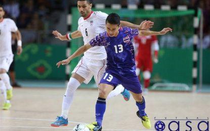 سنگ سفیدی: فوتسالیستهای جوان میتوانند تا سالیان سال پیراهن تیم ملی را بر تن کنند