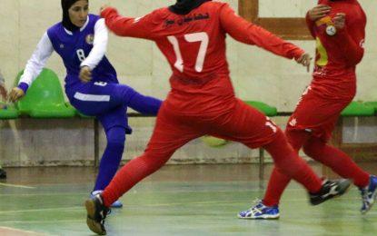 ملی حفاری،پیروز تنها مصاف باقیمانده از هفته شانزدهم لیگ برتر فوتسال بانوان