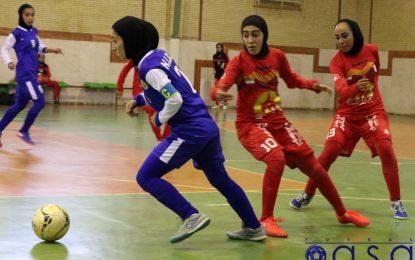 نتایج هفته هفتم لیگ برتر بانوان؛ پیروزی پرگل دانشگاه و مس + جدول رده بندی