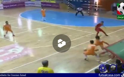 ویدئو/خلاصه بازی دو تیم آتلیه طهران قم و مس سونگون