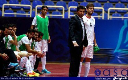 ناظم الشریعه: بازیکنان جوان فرصت حضور پیدا کردند / از ساعت ۵ صبح خواب نداشتیم!