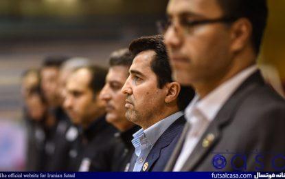 ناظم الشریعه: برخی انتقادها غیرمنطقی است/ جوانهایی بودند که خود را به تیم ملی تحمیل نکردند