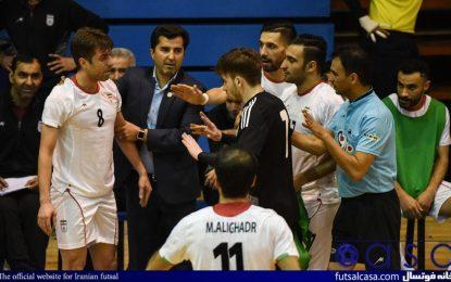 اعلام جدیدترین رنکینگ تیمهای ملی فوتسال جهان/ ایران همچنان ششم جهان و اول آسیا
