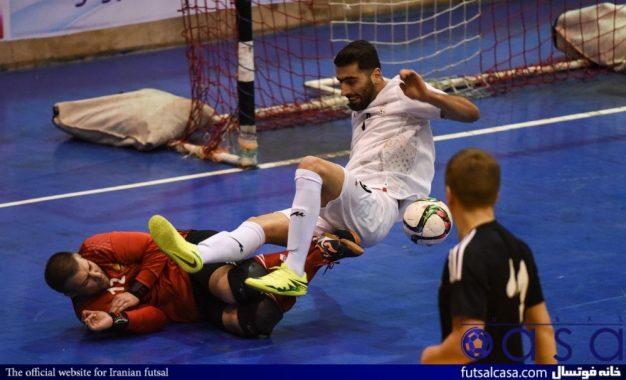 ایران دو بلاروس یک/ پیروزی ملی پوشان در دومین دیدار تدارکاتی خود