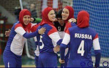 نمیدانم چه رازی در حجاب بود که در بازی دوم پیروز شدیم