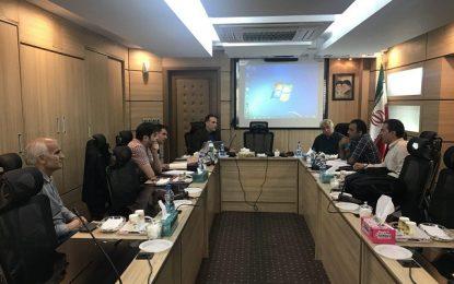 برگزاری نشست کمیته آموزش برای تدوین برنامه های مربیگری فوتسال