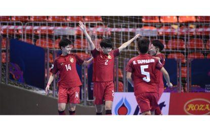 فوتسال جام ملتهای زنان آسیا؛ تایلندو اندونزی صعود کردند