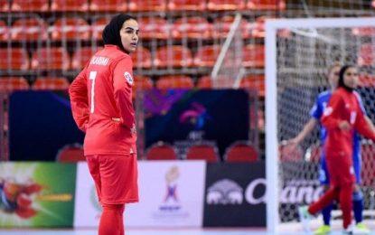 نامگذاری یک سالن ورزشی به نام ملیپوش فوتسال بانوان در تهران
