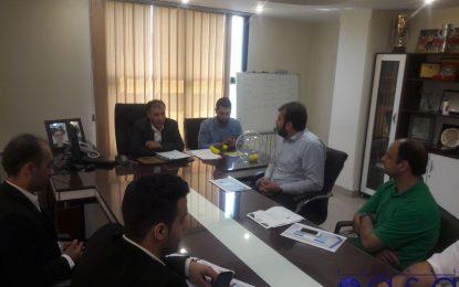 قرعه کشی و گروه بندی مرحله نهایی مسابقات لیگ فوتسال بزرگسالان مناطق کشور برگزار شد