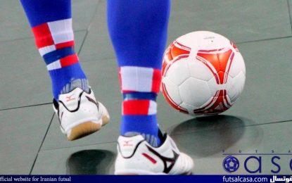دستورالعملهای بهداشتی فوتبال در فوتسال هم لازم الاجراست
