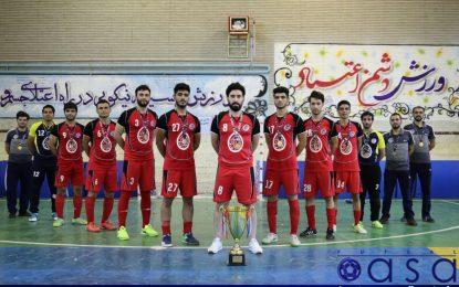 دلسوختگان قم قهرمان لیگ دسته سوم کشور/ ۴ تیم صعود کننده به لیگ دسته دوم مشخص شدند