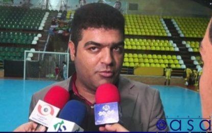 علی زندی پور: از بازیکنانم راضی ام/ اشتباه مقابل گیتی پسند تاوان سنگینی دارد