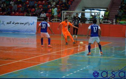 از هفته چهارم لیگ برتر؛ گزارش تصویری دیدار دو تیم شهروند ساری و ارژن شیراز