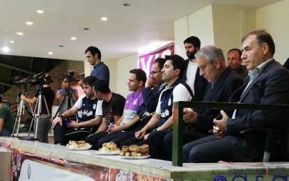 فینال لیگ برتر فوتسال زیر ذره بین سرمربی تیم ملی