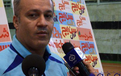 محسن خبیری: با سه بازیکن جوانان وارد مسابقه شدیم/ ابتدای فصل کسی جرات تحویل تیم را نداشت