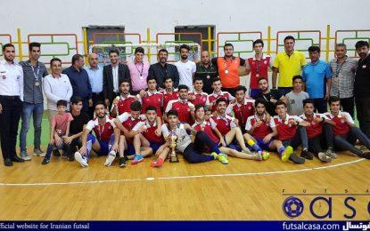 نتایج کامل مرحله نهایی لیگ دسته اول / صعود تنکابن و بهبهان به لیگ برتر
