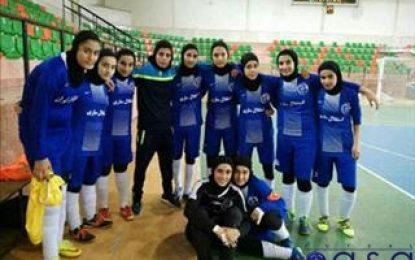 نامه بازیکنان تیم فوتسال دختران استقلال برای محمدی کیادهی:در حق ما پدری کن!