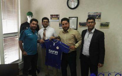 سفیر گفتمان در نقل و انتقالات دسته اول فعال شد/ تاجیک سرمربی، جذب سه بازیکن لیگ برتری و بازیکنان جوان