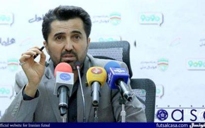 ناظم الشریعه: بعد از جام باشگاه ها، اردوهای تیم ملی آغاز می شود / با شرایطی متفاوت بازیکنان تیم ملی تمرینات خود را برگزار خواهند کرد