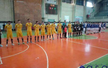 آخرین دیدار هفته بیست و دوم لیگ برتر؛ برتری ارژن در ساوه/ امید شهرداری به بقا ضعیف شد