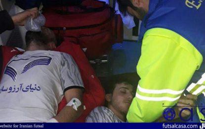اسماعیل پور: با چماق و چاقو مورد ضرب و شتم قرار گرفتیم/ نمیدانم چرا نیروهای امنیتی حضوری کمرنگ داشتند