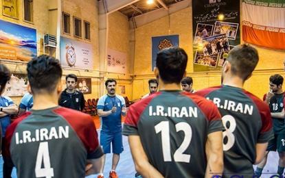 پایان اردوی کوتاه مدت تیم ملی فوتسال