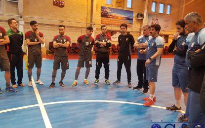 تیم ملی فوتسال بزرگسالان بامداد امروز تهران را ترک کرد