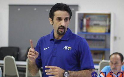 تدریس مدرس ایرانی در دوره مربیگری فوتسال تایلند