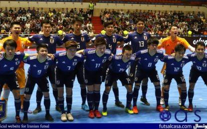 فوتسال قهرمانی زیر ۲۰ سال آسیا- تبریز؛ ژاپن قهرمان فوتسال آسیا شد/ حضور پرشور افغانستانیها در فینال