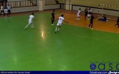 ویدئو/ فینال جام حذفی میان دو تیم صدرا زاهدان و توسن تهران