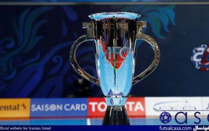 با اعلام کنفدراسیون فوتبال آسیا؛ ارومیه میزبان مسابقات مرحله انتخابی فوتسال آسیا ۲۰۲۰ شد