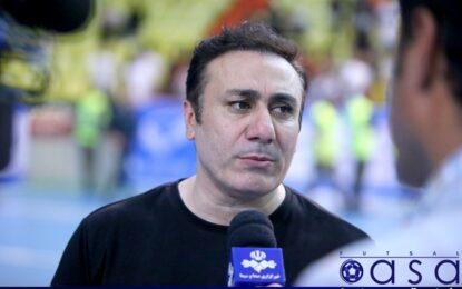 لک: شهید منصوری در هر پست ۳ بازیکن خیلی خوب دارد/سن ایچ یکی از بهترین باشگاههای لیگ برتر کشورمان است