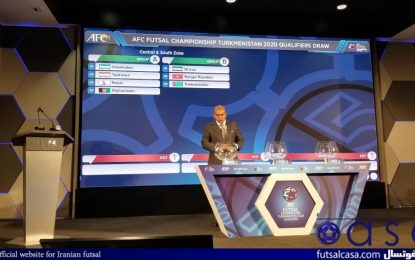 قرعه کشی مقدماتی جام ملت های آسیا برگزار شد/ ایران با ترکمنستان و قرقیزستان هم گروه شد