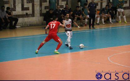 تغییر زمان بازیهای تیم مقاومت شهرداری البرز در لیگ برتر