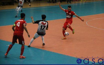 مقاومت پیروز دیدار معوقه هفته هجدهم لیگ برتر مقابل گیتی پسند + گلزنان