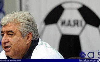 شمس: تیم ملی فوتسال «ب» مستقل خواهد بود/ شمسایی یک ورزشکار شایسته ایرانی است
