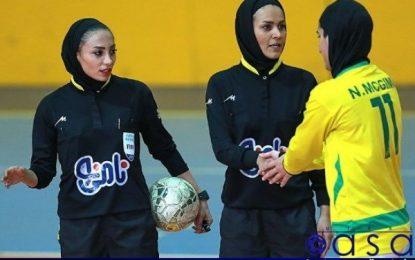 اعلام داوران هفته سوم لیگ برتر فوتسال بانوان؛ سوت الکلاسیکو در دستان فتحی