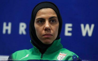 توسلی: هدف فوتسال زنان هتریک در قهرمانی آسیا است