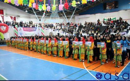 پایان رقابتهای فوتسال دانش آموزان دختر کشور در شاهرود؛ پا طلایی کهگیلویه و بویراحمد با تیم کرمان خانم گل شد!